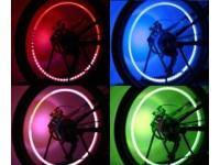 Светящиеся колпачки на колеса - от 125 руб.