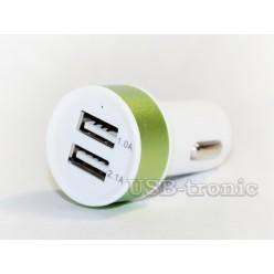 Универсальное зарядное устройство USB для автомобиля