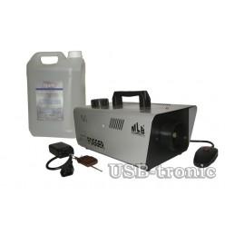 Дым-машина MLB Z-900 с жидкостью