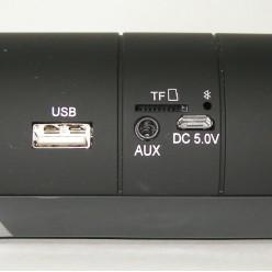 Беспроводные колонка Beats Pill c USB и TF. Черная.