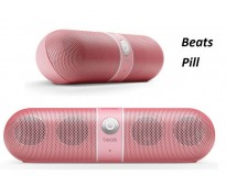 Колонка Beats Pill Bluetooth розовая