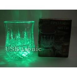Акция Светящийся стакан цветомузыка с подсветкой