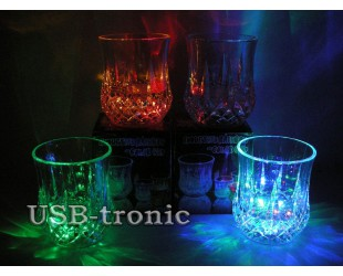 Cветящиеся led стаканы цена со скидкой