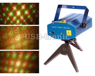 "Лазерный проектор для дома ""Романтика"" YA-08A"