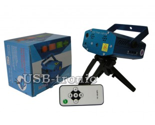 Лазерный проектор  с USB