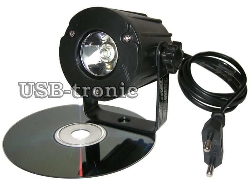 Стробоскоп для дискотек своими руками