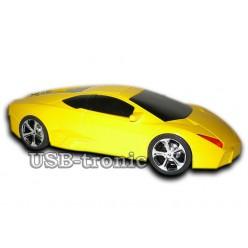 "Магнитола  портативная колонка Bluetooth Sport car ""Ламборджини"""