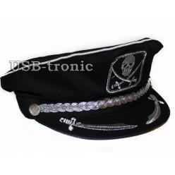 Пиратская шляпа № 6