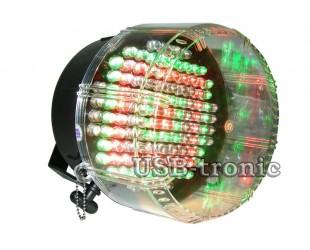 Стробоскоп LED цветной Flat Par Light АВ-0025