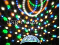 Светодиодный диско-шар с Bluetooth