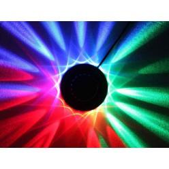 """Диско шар """"Сфера- Мини"""" со светодиодным кольцом и mp3 плеером"""