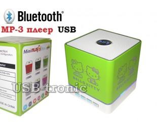 Портативная колонка Hello Kittyс USB и Вluetooth