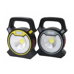 Переносной светодиодный фонарь 13x17 см Пластик