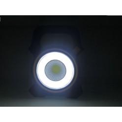 Переносной светодиодный фонарь Cob Work Lights JY-819 на солнечной батарее 2 режима