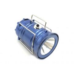 Кемпинговый фонарь на солнечной батарее G-85 13х9 см Складной корпус