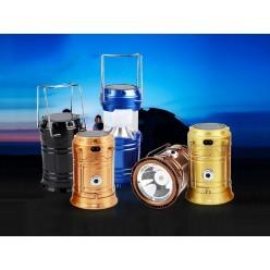 Кемпинговый складной фонарь SL-5800T аккумуляторный с power bank 13х9 см