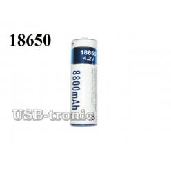 Аккумулятор литий-ионный 4.2V  8.8A 18650 VARLONPAN
