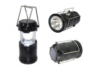 Кемпинговый светодиодный фонарь на аккумуляторе SL-5800T