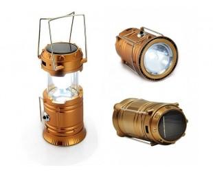 Кемпинговый светодиодный фонарь 6 LED SL-5800T Складной корпус  Цена - 399 рублей