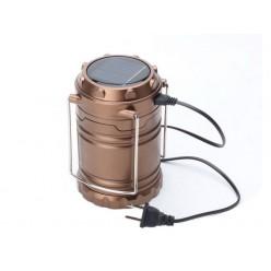 Кемпинговый светодиодный фонарь SL-5800T 13х9 см Бронзовый корпус