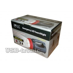 Ручной аккумуляторный фонарь прожектор YJ-2827