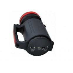 Ручной аккумуляторный фонарь с Power Bank YJ-2895U