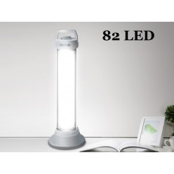Кемпинговый фонарь DP-7124 Аккумуляторный 82 светодиода