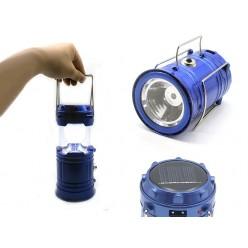 Кемпинговый светодиодный фонарь HS-5900T Мощные аккумуляторные батареи 19x11 см