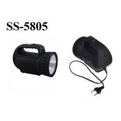 Ручной аккумуляторный светодиодный фонарь SS-5805
