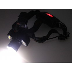 Налобный аккумуляторный фонарь BL-C862-T6