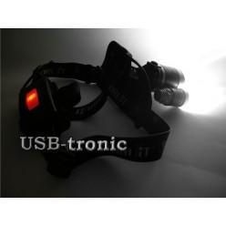 Фонарь налобный Boruit MX-A7 Мощный светодиод Cree XML-T6