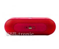 Колонка Beats Pill + Bluetooth с USB (красная)