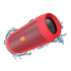 Колонка JBL Charge 2 Plus + mp3 плеер (красная)
