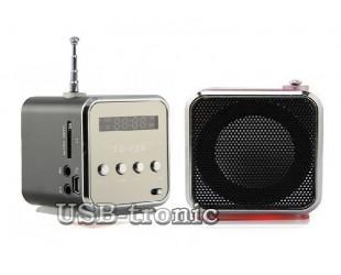 Компактная колонка TD-V26 с радио и с MP3 плеером