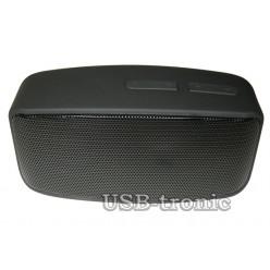 Мини колонка Bluetooth N10 с mp3 Черная