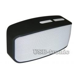 Мини колонка Bluetooth N10 с mp3. Черная.