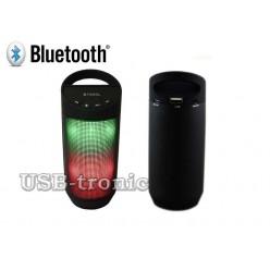 Портативная Bluetooth колонка Neeka NK-BT809L с MP3 и FM радио Черная