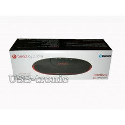 Мини колонка Beats Boombox c USB и TF Черная