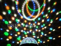 Светодиодный диско-шар USB - 1199 руб!