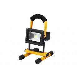 Переносной прожектор светодиодный 10W (ал. сплав)