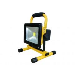 Переносной прожектор светодиодный 20W (ал. сплав)