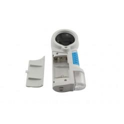 Увеличительная лупа с подсветкой Magnifier TH-12 линза 50 мм Кратность x12