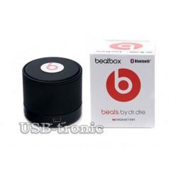 Мини колонка Beats Beatbox S10 Черный цвет.