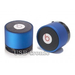 Мини колонка Beats Beatbox S10 Синий цвет