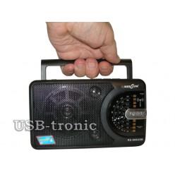 Радиоприемник с mp3 RredSun RS-906 - Черный