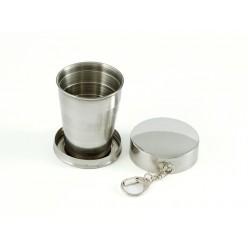 Складной стакан металлический 75 мл