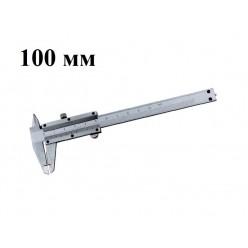 Штангенциркуль металлический 100 мм