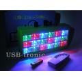 Стробоскоп цветной LED Room Strobe 18 LED  с mp3 плеером