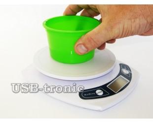 Кухонные электронные весы WeiHeng WH 07