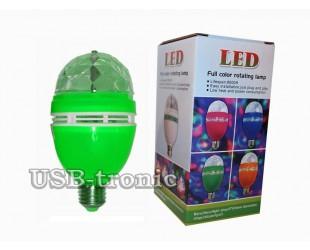 LED диско лампа для вечеринки